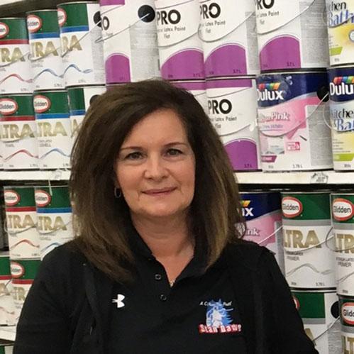Nancy Ryan - Salesperson
